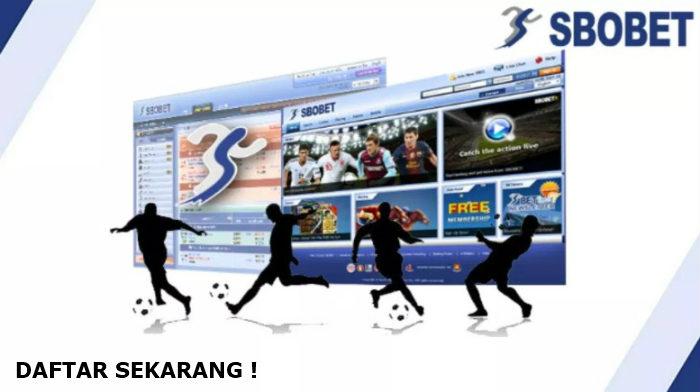 Pendaftaran akun member judi online Sbobet resmi