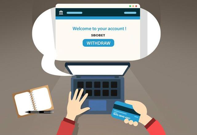 Withdraw judi online di agen resmi Sbobet