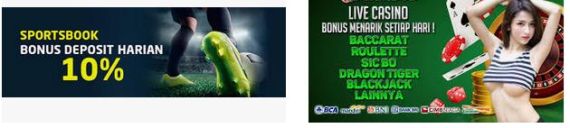 bonus deposit di sbobet